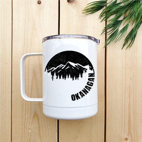 Okanagan Moon Travel Coffee Mug - Republic West