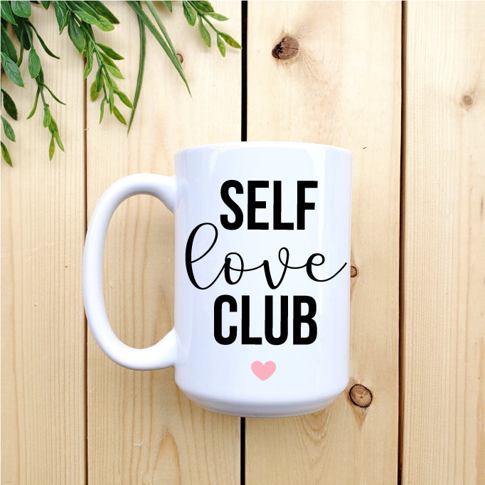 Self Love Club Mug - Republic West