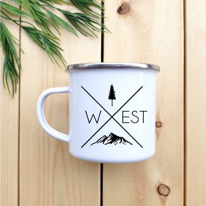 West X Camp Mug - Republic West