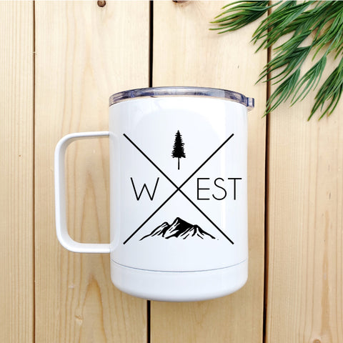 West X Travel Coffee Mug