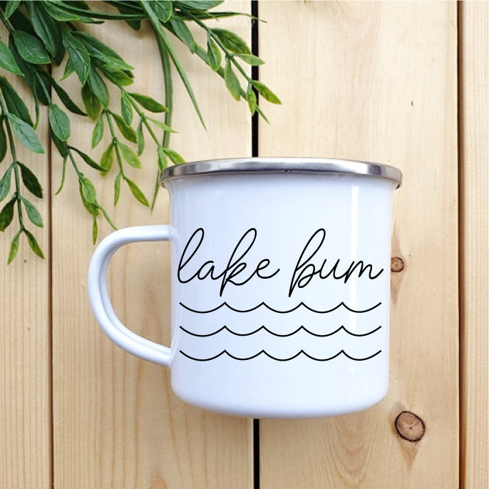 Lake Bum Camp Mug - Republic West