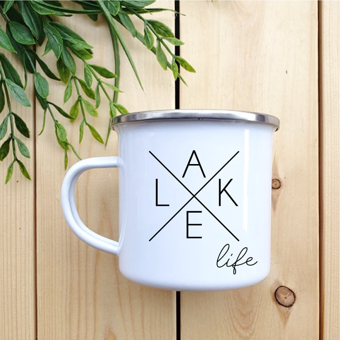 Lake Life Camp Mug - Republic West