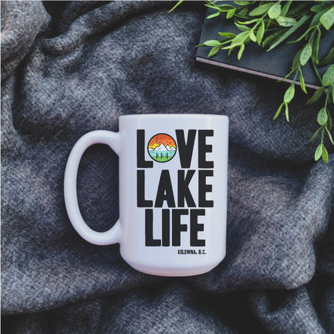 Love Lake Life Mug - Republic West
