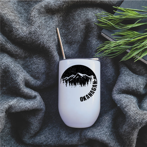 Okanagan Moon Wine Tumbler - Republic West