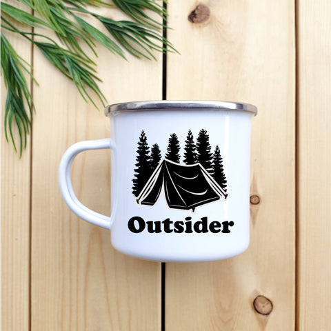 Outsider Camp Mug