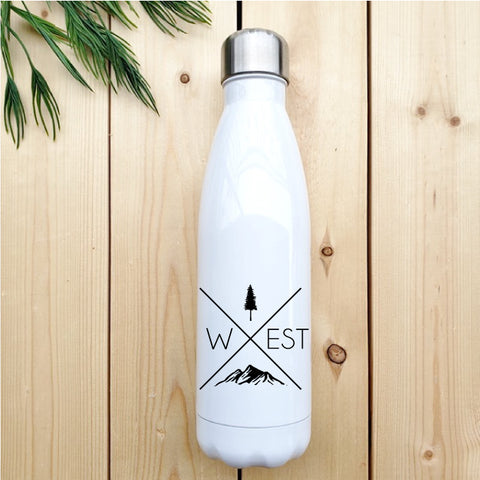 West X  Water Bottle - Republic West