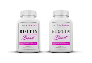 Biotin Boost Hair Pills Combo