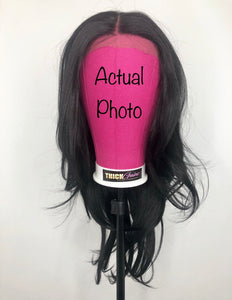 Layered Lace Front Wig
