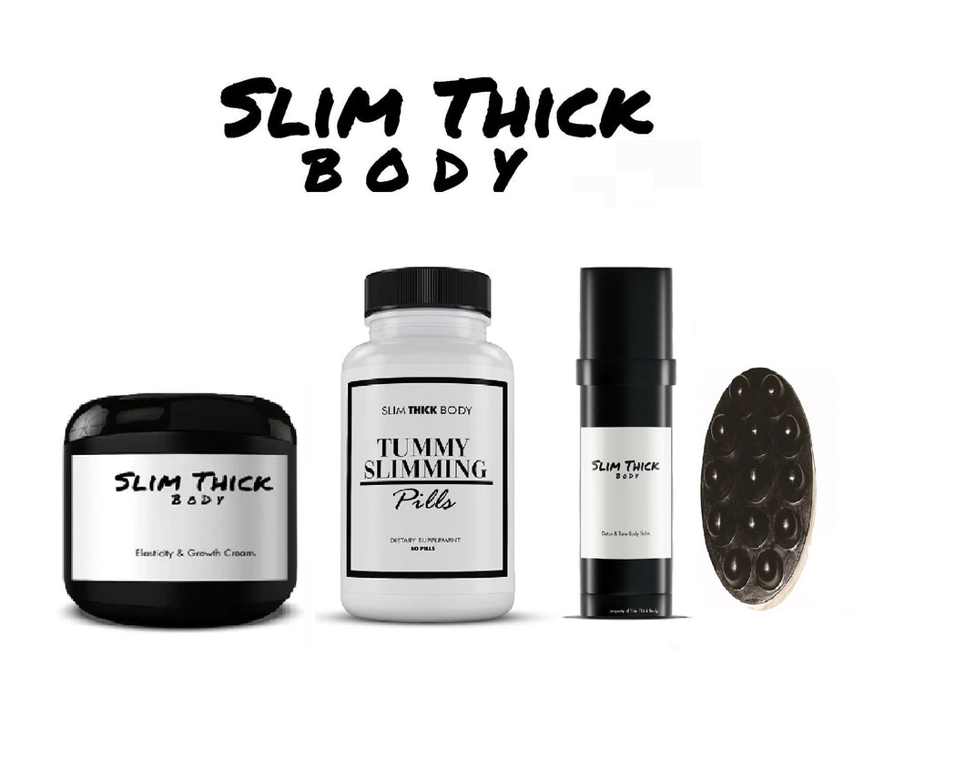 Slim Thick Body Tummy Snatch Pack