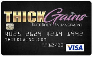 Thick Gains Gift Card