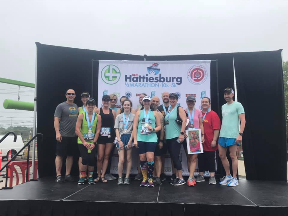 Hattiesburg Half Marathon Personalized Training Plan