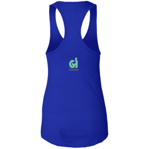Guts and Butts 5k Ladies Ideal Racerback Tank