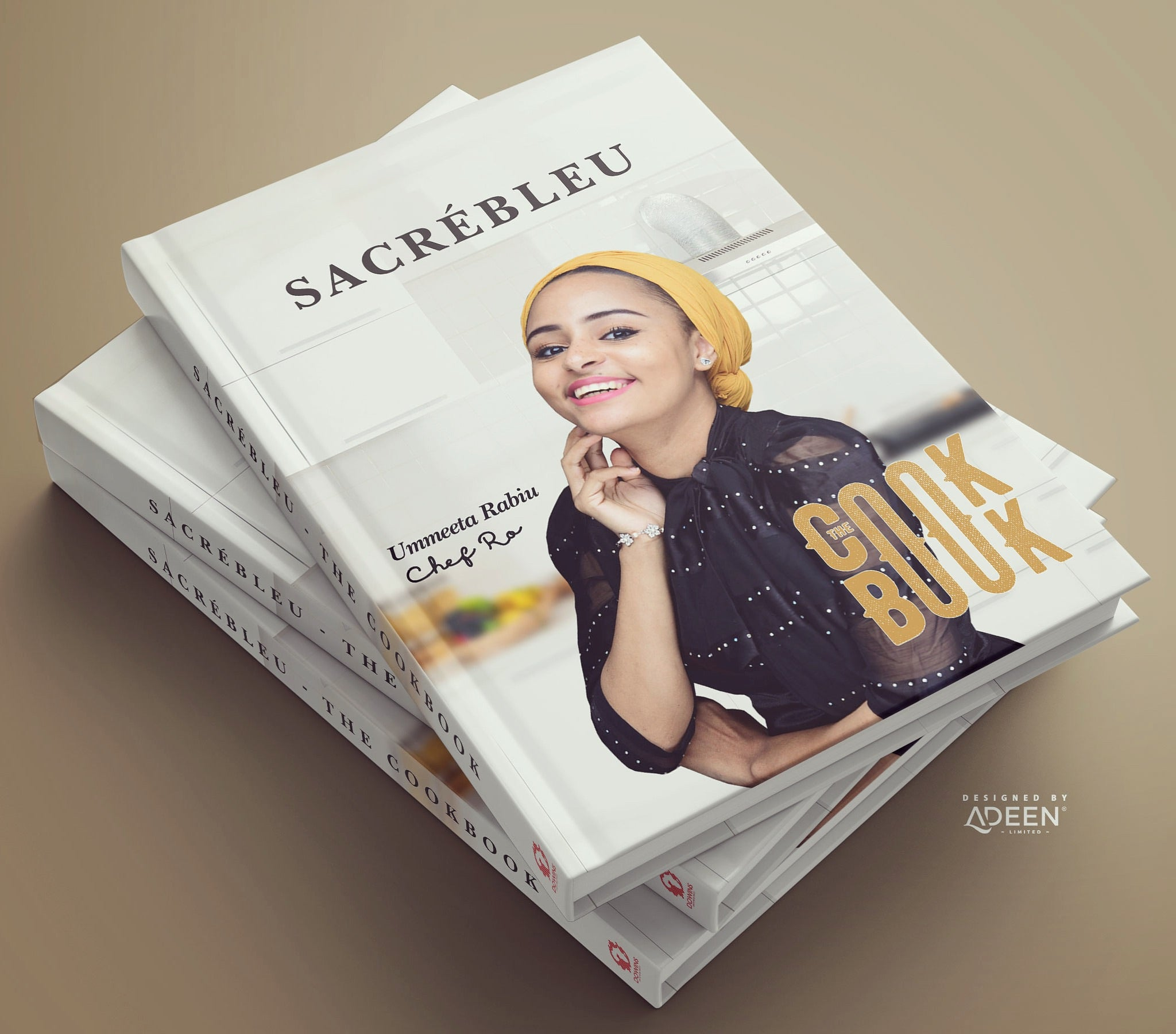 Sacrebleu - The Cookbook