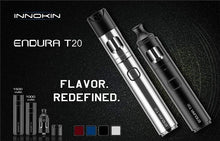 Load image into Gallery viewer, Innokin Endura T20 AIO Vape Pen Kit - All Colours - TPD Compliant - Uni Vapes