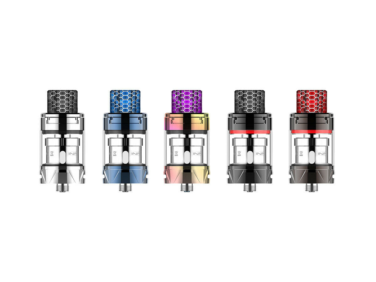 Innokin PLEX Tank | Triple Core Scion Plexus coils | Spare Glass included