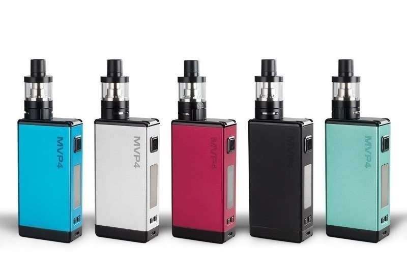 INNOKIN MVP 4 KIT -Authentic and Genuine - Uni Vapes