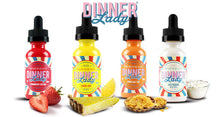 Load image into Gallery viewer, Dinner Lady 50 M  E Liquid Vape Juice 0mg - Decent deals - British Made - Uni Vapes