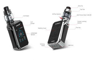G-PRIV 2 Kit Luxe Edit | Free BIG BULB GLASS  | Free Extra Coils  | Real Warrant - Uni Vapes