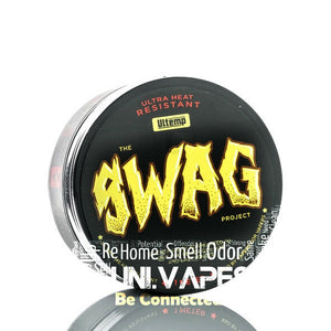 The Swag Project Ultra Heat Resistant Cotton - Best tasting Organic cotton - Uni Vapes
