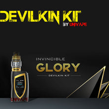Load image into Gallery viewer, Devilkin Kit SOMK  -Free BIG BULB GLASS - Free Extra Coils - TFV12 Prince Tank - Uni Vapes