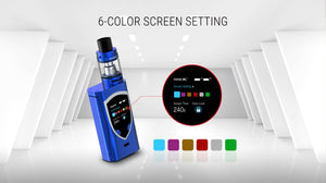 SMOK  ProColor - 225w Full Kit - TFV8 Big Baby Beast Tank - Scratch Code - Uni Vapes
