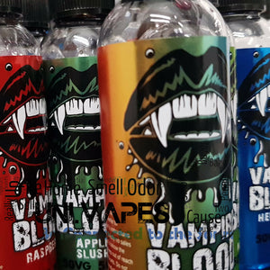 Vampire Blood  E liquid Vape Juice - 50/50 PG/VG - 50ml - 100ml - Uni Vapes