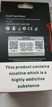 Load image into Gallery viewer, 3 or 6 Coils,SMOK V12 Prince Mesh Coil for TFV12 Prince Tank - 0.15ohm - Uni Vapes