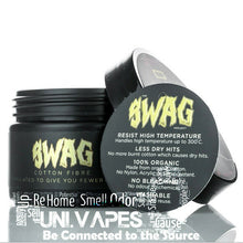Load image into Gallery viewer, The Swag Project Ultra Heat Resistant Cotton - Best tasting Organic cotton - Uni Vapes