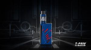 Smok T Priv Kit 220W - Sealed - Decent Colours Rnge - AWT Battries - Clearance - Uni Vapes