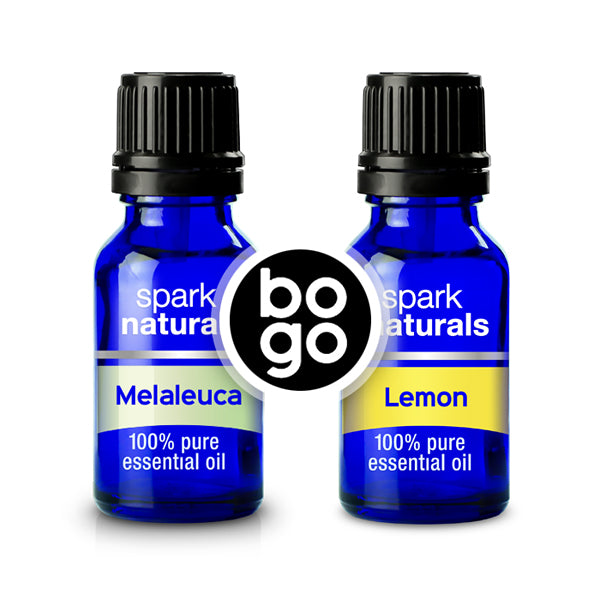 BOGO - Melaleuca 15ml + Lemon 15ml