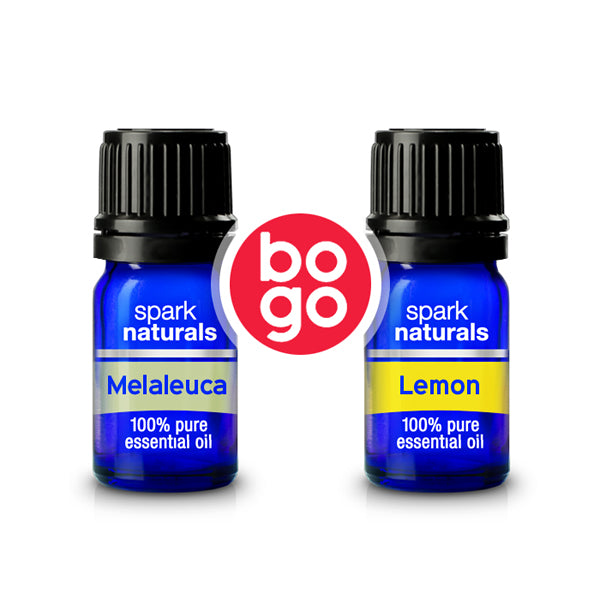 BOGO - Melaleuca 5ml + Lemon 5ml
