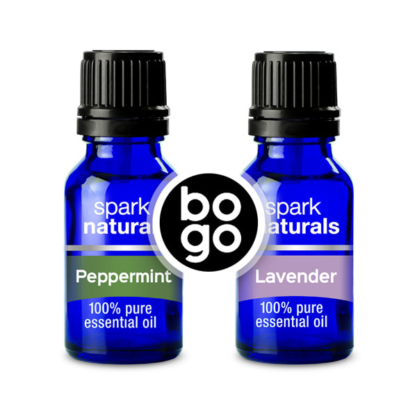 BOGO - Peppermint 15ml + Lavender 15ml