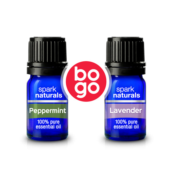 BOGO - Peppermint 5ml + Lavender 5ml