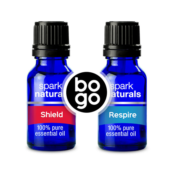 BOGO - Shield 15ml + Respire 15ml