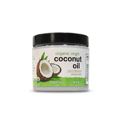 Organic Coconut Oil 16oz