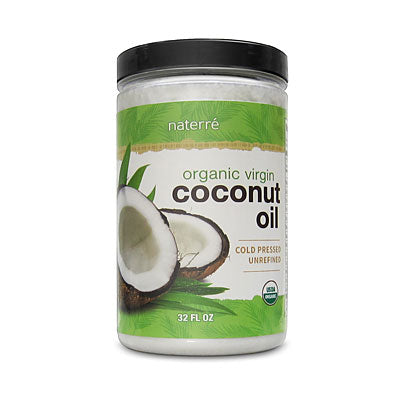 Organic Coconut Oil 32oz
