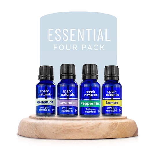 Essential 4 Pack | 15ml.