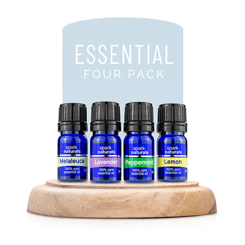 Essential 4 Pack - 5ml