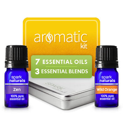 Aromatic Kit - Spark Naturals