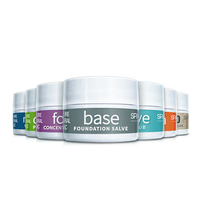 8 pack salve sampler