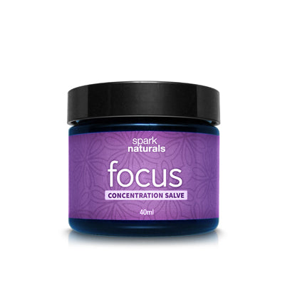 Focus Concentration Salve - Spark Naturals