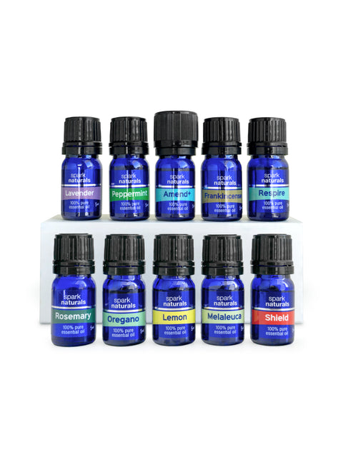 Health and Wellness | Essential Oil Kit