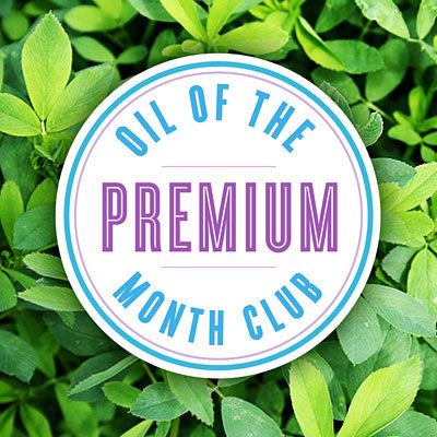 Premium Oil of the Month Club - Spark Naturals