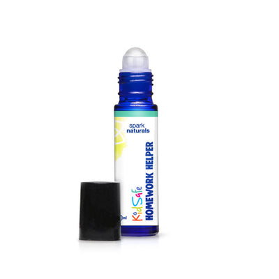 Homework Helper Roller Blend - 10ml - Spark Naturals