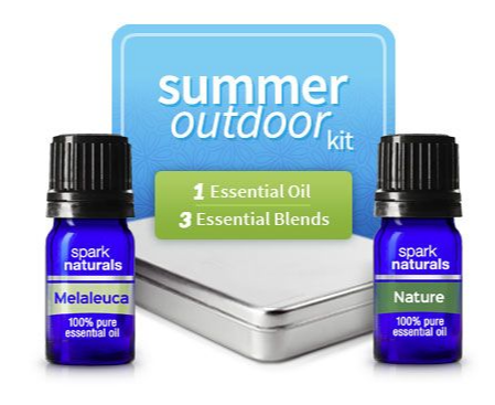 Outdoor Summer Kit - Spark Naturals
