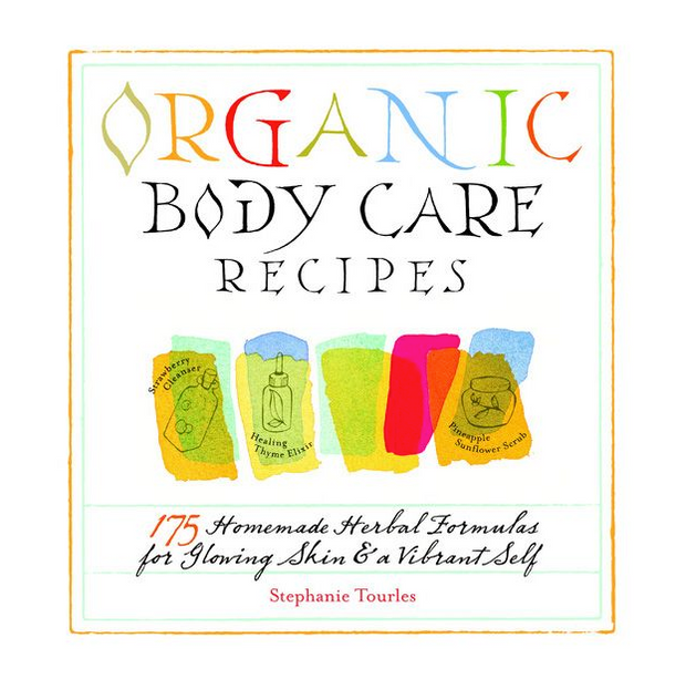 ORGANIC BODY CARE RECIPES - Spark Naturals
