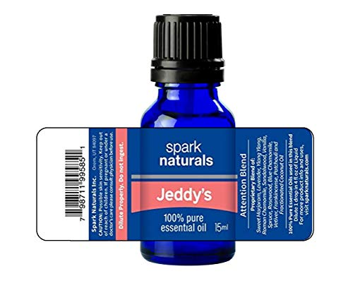 Jeddy's - Spark Naturals