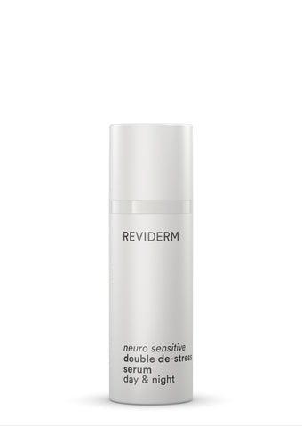 REVIDERM DOUBLE DE-STRESS SERUM. Seerumi.