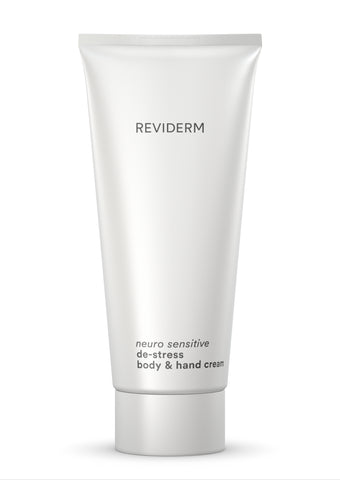 REVIDERM DE-STRESS BODY&HAND CREAM. Rasvatuubi.