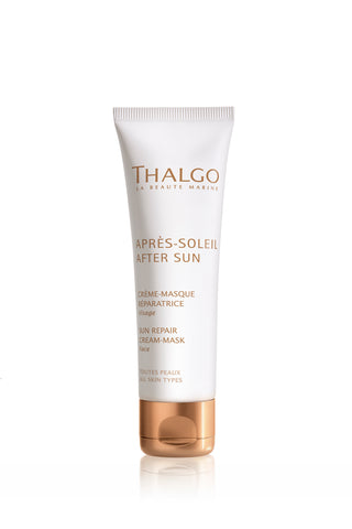 THALGO SUN REPAIR CREAM MASK. Rasvatuubi.